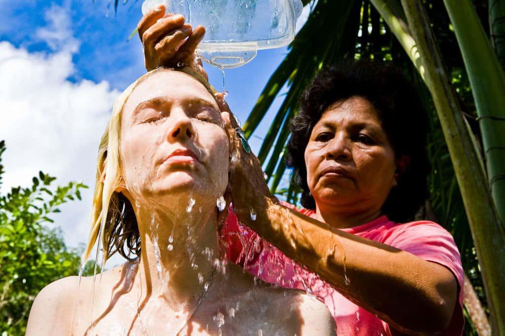 Medicina tradizionale sciamanica