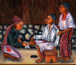 Riti di purificazione sciamanica