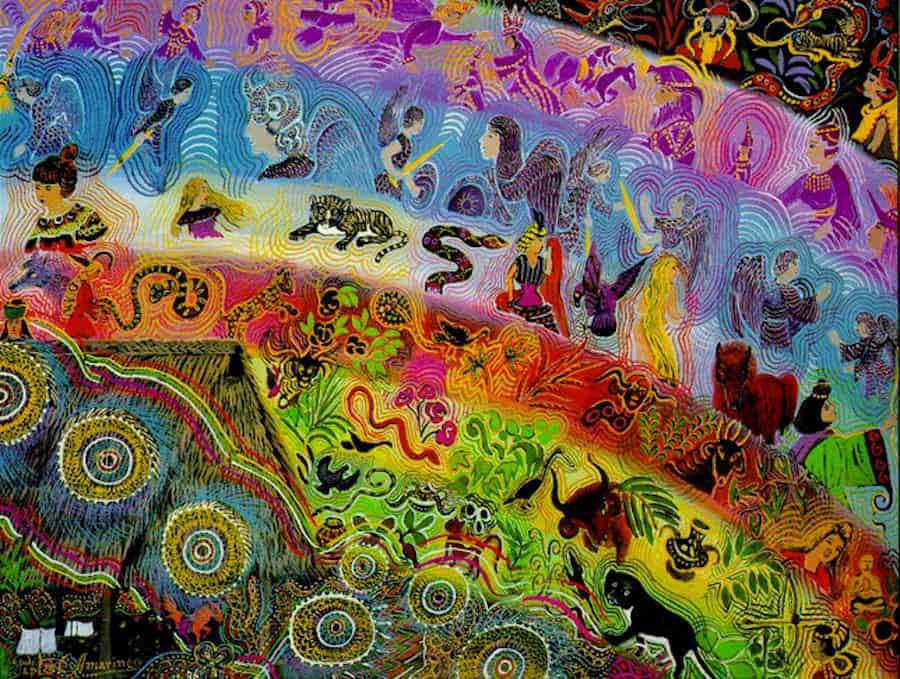 Sul sogno sciamanico