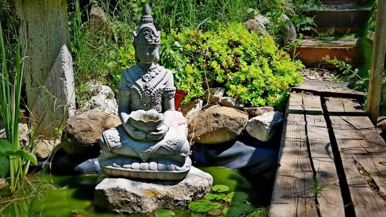 il giardino del centro pachamama te habla