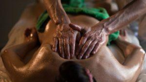 esempio di massaggio abyangam