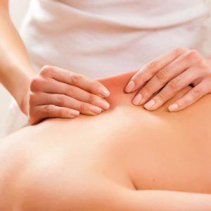 sequenza del massaggio linfodrenaggio